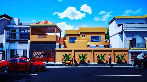 Villa Neuve a Vendre Saly Mbour